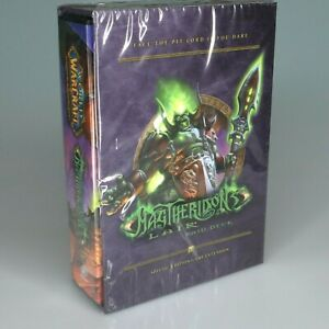 Brand New World of Warcraft (WoW) TCG Magtheridon's Raid Deck-Factory Sealed Box