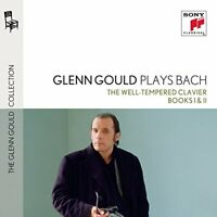 Glenn Gould - Glenn Gould Plays Bach: The Well-Tempered Clavier Books [CD]