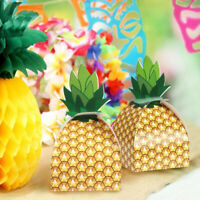 gold or silver glitter pineapple stickers party decor favors envelope seals