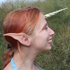 Fairy Unicorn Horn Prosthetic for fancydress, LRP, LARP