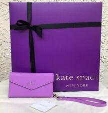 NWT kate spade new york Envelope iPhone 7 Wristlet