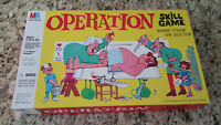 Vintage Operation Skill Game #08 - 1965 Milton Bradley - Works Great!