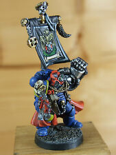 Deathwatch Ultramarine Gamesday Captain Commander Well Painted (1559)
