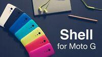 NEW Genuine Motorola G Shell Back Cover/Case For Moto G 1st Generation 4.5 Inch