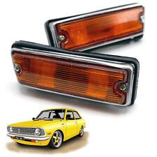 For Toyota Corolla Ke20 Ke25 Te27 1970 78 Pair Front Side Marker Light Lamp