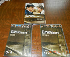 BRAND NEW The Streets of San Francisco - The First Season: Vol. 1 (DVD, 2007)