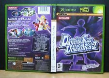 DANCING STAGE UNLEASHED 2 - XBOX - PAL - Italiano - Usato