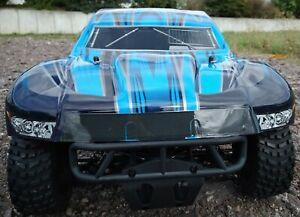 RC 100+ kmh 6S LiPo Brushless 1:8 Allrad 4WD Monster Truck 4x4 Kit