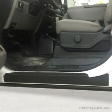 interior trims for 2017 ford f 250 super duty ebay 2018 Ford F-350 Interior 2017 2018 ford superduty f250 f350 crew cab 4pc door sill step threshold shield