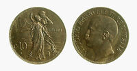 pcc2030_4) Vittorio Emanuele III (1900-1943)  10 centesimi Cinquantenario 1911