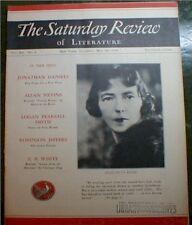 Mazo de la Roche 1935 Josephine Johnson-Pulitzer Winner