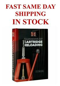 Hornady Reloading Manual – NEW 11th Edition Handbook of Cartridge Reloading