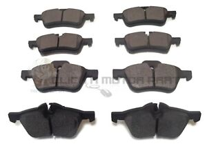 MINI ONE , COOPER , COOPER S R50 R53 2001-2006 FRONT & REAR NEW BRAKE PADS SET
