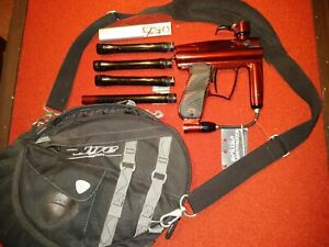Angel A1 Paintball Gun W/ Accessories (Updated) price reduced due to leak issue