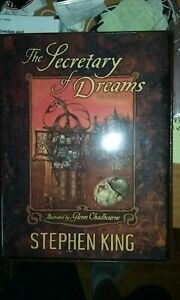 Secretary of Dreams, Volume 1 Limited Edition, Signed by Stephen King