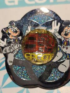 Disney WDW  Epcot 30th Anniversary Annual Passholder Mickey Minnie Pin LE NOC