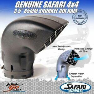 """GENUINE SAFARI REPLACEMENT 3.5"""" 85MM SNORKEL AIR RAM 000-135-600 NEW DESIGN  SAF"""