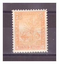 MADAGASCAR . N° 74. 75  c   ZEBU   NEUF  *. SUPERBE