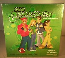 The Guardians Board Game,Teaches Saftey & How To Handling Difficult Situations