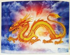 Dragon  5D Lenticular Holographic Stereoscogpic Picture Wall Art,Home Decor
