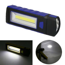 COB LED Rechargeable Work Light Flexible Inspection Lamp Hand Torch Magnetic