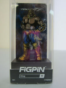 Tekken 7 King #11 FigPin