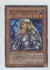 2009 Yu-Gi-Oh! #RP02-EN054 Freed the Matchless General YuGiOh Card 1l2