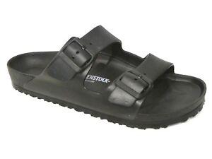 Birkenstock Arizona EVA schwarz Pantoletten Badeschuhe 0129421 Normale Weite