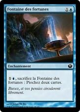 MTG Magic JOU - (4x) Font of Fortunes/Fontaine des fortunes, French/VF