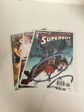 Superboy 1 2 3 Lot Set Run Nm Near Mint DC Comics New 52