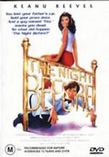 The Night Before - DVD - 1988 Keanu Reeves MOVIE - RARE REGION 4 AUSTRALIA
