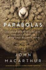 Parbolas: Los misterios del reino de Dios revelados a travs de las historias que