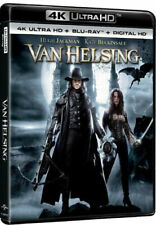 Van Helsing (4K Ultra Hd Blu-ray, 2017) Excellent Condition