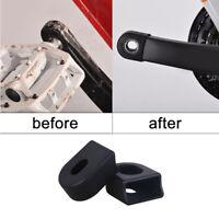 Crank set Protector Black Cover Guard For Shimano/SRAM/FSA MTB Bike Crankset