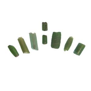 WUNDERBAR: Seltene Römische Antikglas Schmuck Perlen a. der Antike RÖMERSAMMLUNG