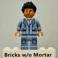 New Genuine LEGO Simon Masrani Minifig Jurassic World 75915