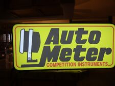 AutoMeter Lighted Sign