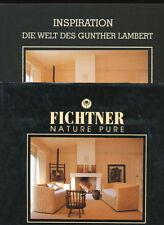 Gunther Lambert Die Welt des Inspiration Katalog 1993  Nature Pure