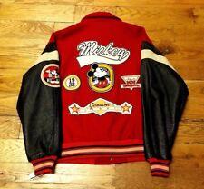 Vintage Mickey Mouse Bomber Jacket