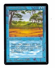 Phantasmal Terrain - BETA Edition - Old School - MTG Magic #1