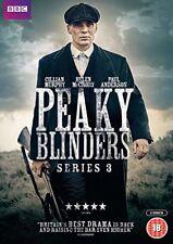 Peaky Blinders - Series 3:  [DVD] [2016][Region 2]