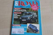 163910) Jeep Cherokee TD im Fahrbericht - Off Road 02/1990