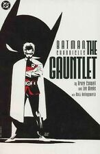 BATMAN CHRONICLES THE GAUNTLET NEAR MINT 1997 ONE SHOT DC COMICS