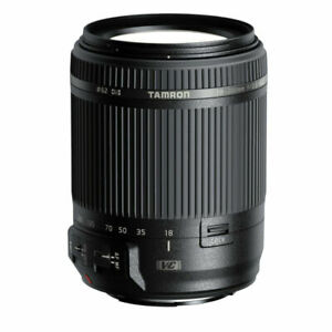 Tamron 18-200mm F/3.5-6.3 Di II VC Zoom Lens for Canon