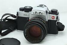 Leica R6.2 SLR Film Camera  with SUMMILUX-R 50mm 1.4 Lens