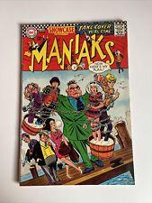 Showcase Presents The Maniaks Comic Book #68 June 1967