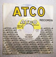 "Northern Soul VALA REEGAN & THE VALARONS ""Fireman"" (1966) RARE Orig. ATCO 45rpm"