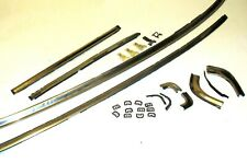 84 85 86 87 88 89 Toyota 4Runner 84-8 Pickup OEM windshield trim Complete Set