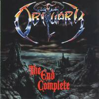 OBITUARY - THE END COMPLETE (1992) American Death Metal CD Jewel Case+FREE GIFT