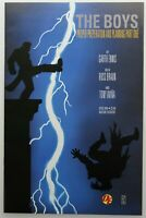 The Boys 48 Dark Knight Returns 1 Homage Cover Amazon Show Dynamite Garth Ennis
